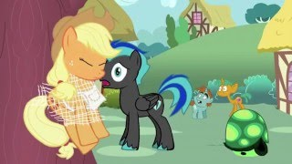 Spider man meets My Little Pony (RUS)