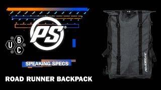 Рюкзак Powerslide Roadrunner Backpack 2021