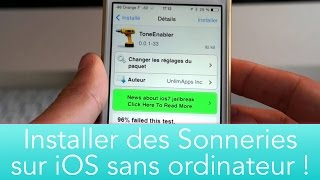 ESPIONNER IPHONE 6S PLUS NON JAILBREAKÉ