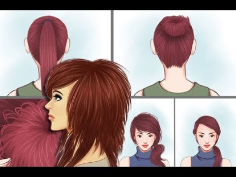 Die Maske für die Mäßigung des Haares und des gepeitschten Haares