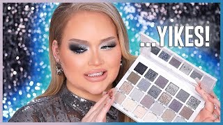 Jeffree Star CREMATED Palette REVIEW... Yikes! | NikkieTutorials