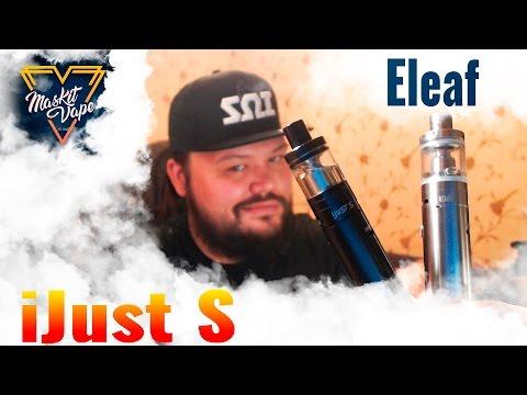 Обзор мода Eleaf iJust S