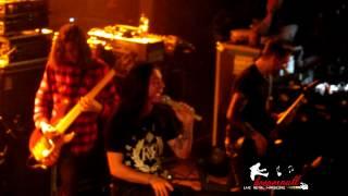 "THE WORD ALIVE - ""Dragon Spell"" live in Hamburg (Full HD & Multicam)"