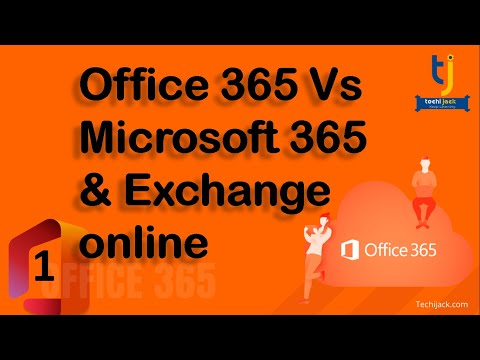 Difference Between Office 365 and Microsoft 365