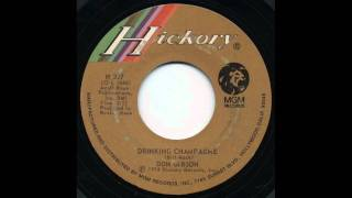 Don Gibson - Drinking Champagne