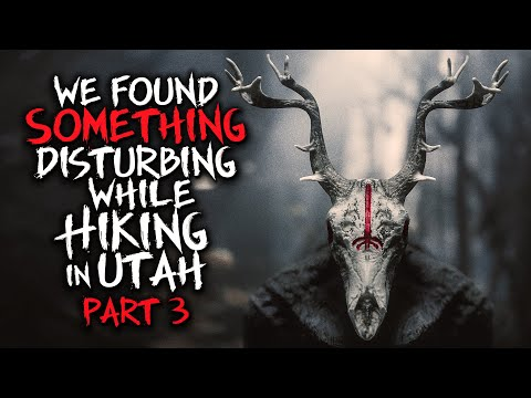 Staging A Rescue! | My Friends & I Found Something Disturbing While Hiking In Utah | Part 3