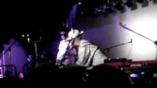 """CHROMEO plays """"You're So Gangsta"""" live in Los Angeles"""