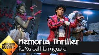 El Divertido Juego De Pablo Motos Y La Toya Jackson Sobre 'Thriller' - El Hormiguero 3.0