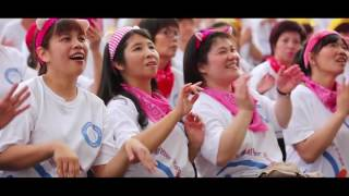 World Laughter Day Celebrations In Taichung, Taiwan & Copenhagen, Denmark