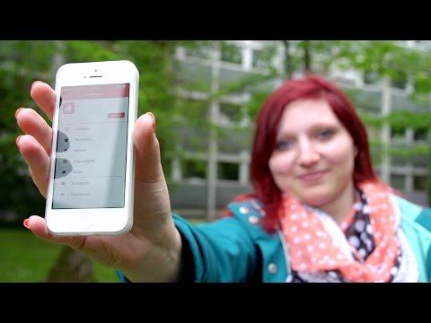 Die HsKampus-App. Die Hochschule auf deinem Smartphone.