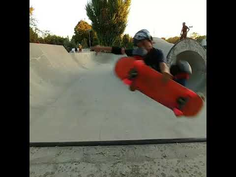 1 min at elbo skatepark