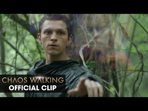 """Chaos Walking (2021) Official Clip """"First Meeting"""""""
