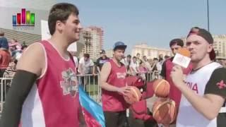 Red Bull Soap Box Race Baku 2016 - 3x3 Azerbaijan Team Interview