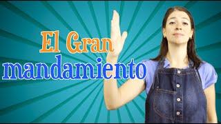 EL GRAN MANDAMIENTO. DEVOCIONAL PARA NIÑOS AMY & ANDY/ Miss. Nat