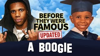 A Boogie Wit Da Hoodie | Before They Were Famous | Swervin  Look Back At It