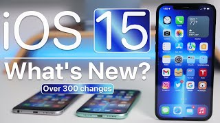 iOS 15 is Out! - What's New?