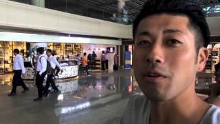 バリ島デンパサール空港では悪い人に気をつけて