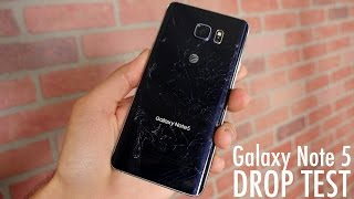 Samsung Galaxy Note 5 Drop Test!