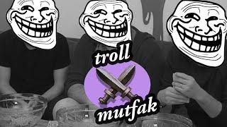 TROLL MUTFAK - Rakibinin Köftesini Trolle