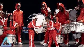 Awesome Little Kids Drum Line featuring Atlanta Drum Academy