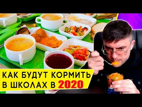 Кому положено Бесплатное горячее Питание в школе в 2020 году