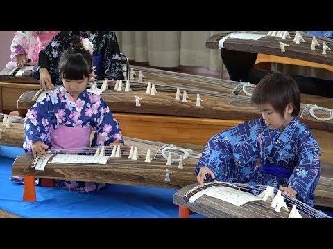 ひなぎく幼稚園 七夕コンサート_2018.7.7
