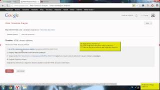 Sitenizi Google Webmaster Araçlarına Kayıt etme