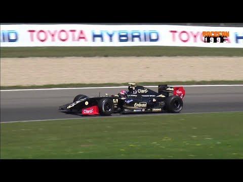 Formula V8 3.5 (World Series by Renault) last Season 2017!