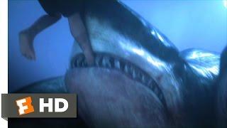 3 Headed Shark Attack 5/10 Movie CLIP  Shark Vs Party Boat 2015 HD
