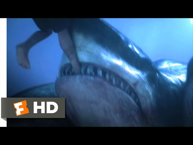 3 Headed Shark Attack (5/10) Movie CLIP - Shark vs. Party Boat (2015) HD