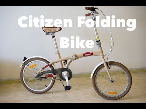 Citizen Bike 20″ 3-speed Folding Cruiser Review