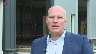 Bedrijfsruimte is schaars in Almere