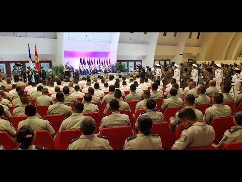 XXIII Graduación de Cadetes del Centro de Estudios Militares del Ejército de Nicaragua