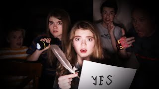 is our house haunted? a haunted house investigation