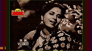 LATA JI & MOHAMMED RAFI~Film~BARA DARI~{1955