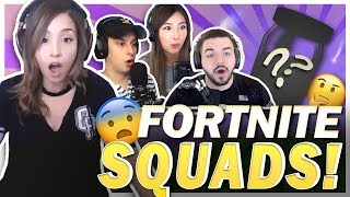 THE HARDEST DECISION OF MY LIFE?! Fortnite Ft. Cizzorz, CouRageJD & xChocobars!