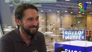 Interview: Guido Heinecke - Spiel des Jahres e.V. Geschäftsführer - SPIEL 2017