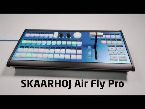 Air Fly Pro - Ultimate control freedom for video switching!