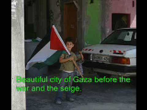 Gaza Don't You Cry -Song  ~ by Sara Crane aka Lioness