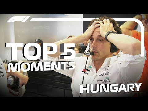 Image: WATCH: Top 5 Moments at Hungaroring!