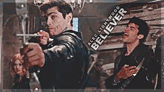 Alec Lightwood - Believer