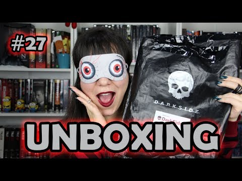 Unboxing DarkSide Books #27