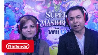SDCC 12 & Under Super Smash Bros. for Wii U Tournament (1/3)