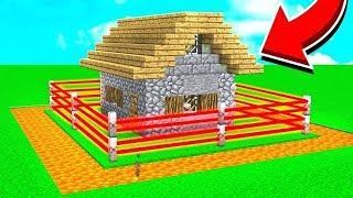 НУБ НАШЕЛ САМЫЙ ЗАЩИЩЕННЫЙ ДОМ В Майнкрафте! Minecraft Мультики Майнкрафт троллинг Нуб и Про