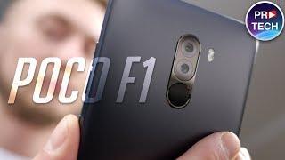 Xiaomi Pocophone F1: смартфон, который меня удивил. Обзор и опыт использования