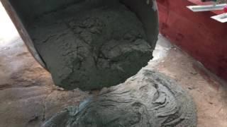 How To Skim Coat A Concrete Patio - Pour Concrete Surface