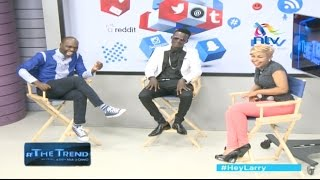 Tiga Wana! Willy Paul and Size 8 take on their critics - #theTrend