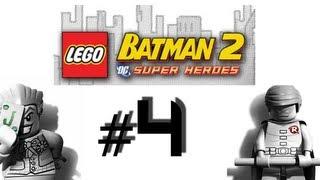 Lego Batman 2: DC Super Heroes Walkthrough / Gameplay Part 4 - Joker-B-Gone
