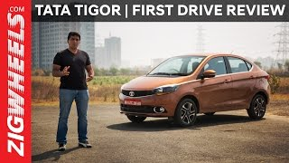 Tata Tigor | First Drive Review | ZigWheels.com