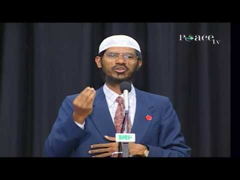 Family Values in Islam | Dr Zakir Naik vs Dr Reverend William Taylor | Part-1